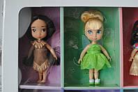 Куклы поштучно из подарочного сета. Покахонтас и Динь-Динь
