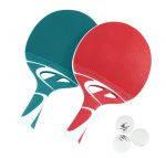 Теннисная ракетка Cornilleau Tacteo Duo