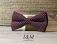 Галстук-бабочка i&m (050004) Brown