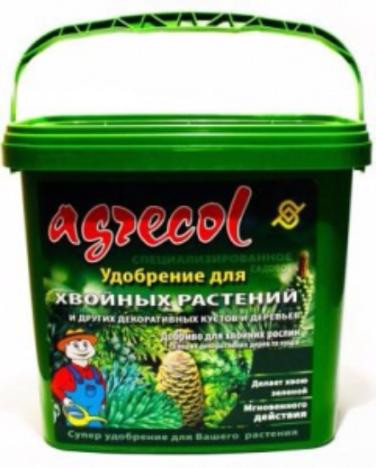 Агрикола хвоя весна 10 кг,5кг,