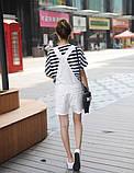 Белый женский комбинезон, фото 5