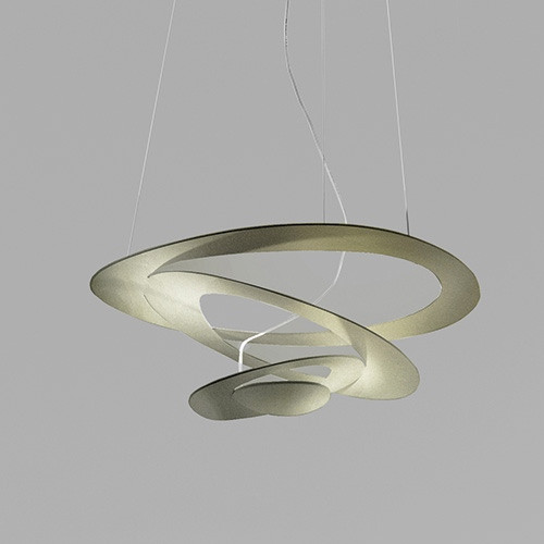 Artemide Pirce Mini Suspension LED - White 1256110A / Gold 1256120A / Black 1256130A