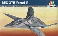 МиГ-37 FERRET E  1/72