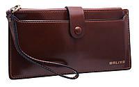 Оригинальный женский кошелек 003 brown