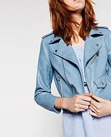 Короткая курточка косуха