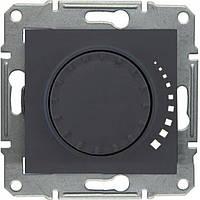 SHNEIDER ELECTRIC SEDNA Светорегулятор индуктивный проходной поворотно-нажимной Графит
