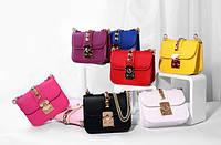 Женская сумка с шипами