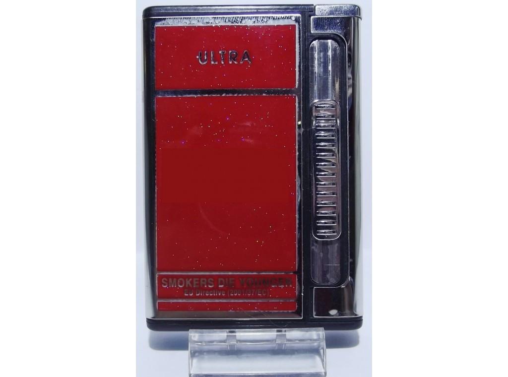 PR7-56 Портсигар с зажигалкой и автоматической подачей сигарет.