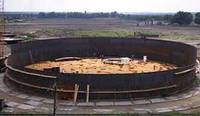 Строительство и монтаж реакторов биогазовых установок