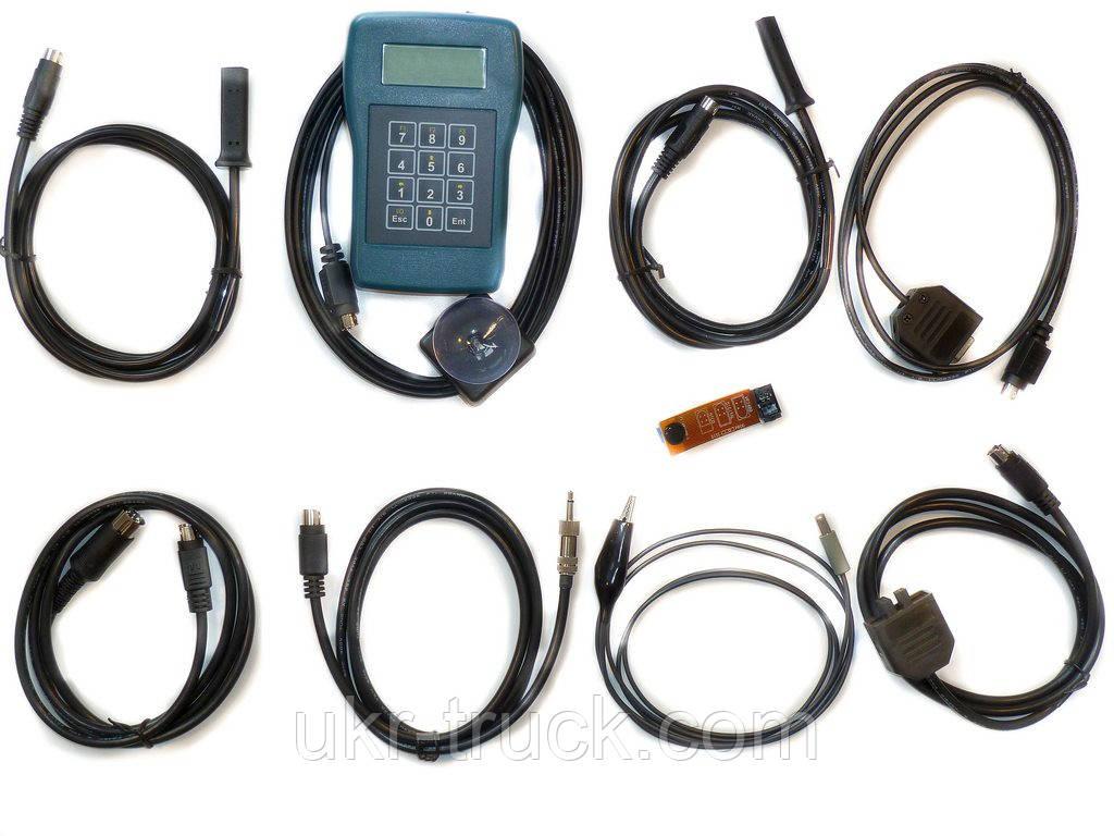 Программаторы тахографов CD400