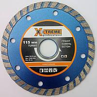 Алмазный диск для резки бетона, камня Turbo X-treme 115x2,2/1,0x8x22,23