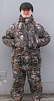 Костюм зимний камуфлированный Moss Golden Catch XL (56-58), фото 1