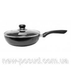 Сковорода WOK диам.28см со стеклянной крышкой Krauff 25-27-033