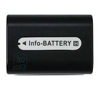 Аккумулятор для видеокамеры Sony NP-FH70, 2100 mAh.