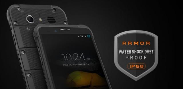 захищений смартфон