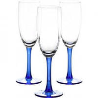 Набор бокалов для шампанского Clarity 170 мл 3 шт Libbey 31-225-091