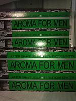 Aroma for men гель после бритья 65 мл