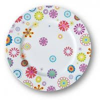 Тарелка мелкая Blumen 26,6 см Krauff 21-244-012