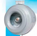 Канальний вентилятор Bahcivan BDTX-200В, фото 3