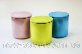 Набор банок для сыпучих продуктов 500 мл 3 шт Оселя 24-267-008
