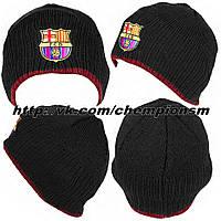Зимнияя шапка с флисовой подкладкой Барселона