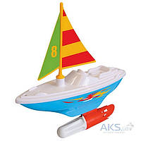 Игрушка Kiddieland Развивающая игрушка – Парусник (047910)