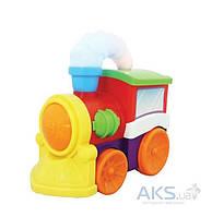 Игрушка Kiddieland Развивающая игрушка Музыкальный паровоз (052357)