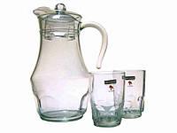 Набор кувшин и 6 стаканов Arcopal Roc L4987