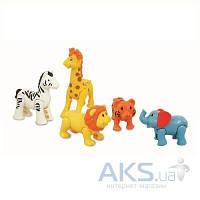 Игрушка Kiddieland Игровой набор - дикие животные (054106)