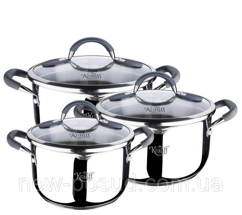 Набор посуды Krauff Funktional 26-202-012 6 предметов