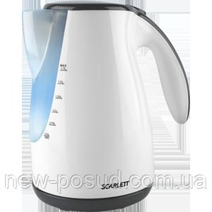 Чайник электрический Scarlett SC-EK18P08 1850-2200 Вт