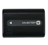 Аккумулятор для фотоаппарата Sony NP-FM55H, 2000 mAh.