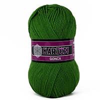 Kartopu Gonca № 392 зеленый