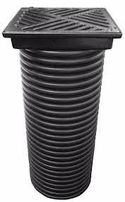 ACO Gully дренажный трап для точечного сбора воды с водосточной трубы и придомовой территории