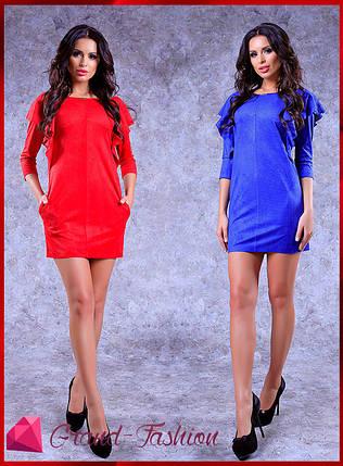 """Платье """"Milan"""" 2 цвета, фото 2"""