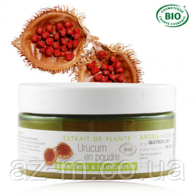 Порошок Урукума (Urucum)BIO, 50 г