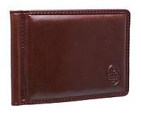 Зажим для денег COF1002 brown