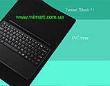 Чехол-клавиатура для планшета Teclast TBook 11 / X16 Plus с русско-украинскими буквами, фото 4