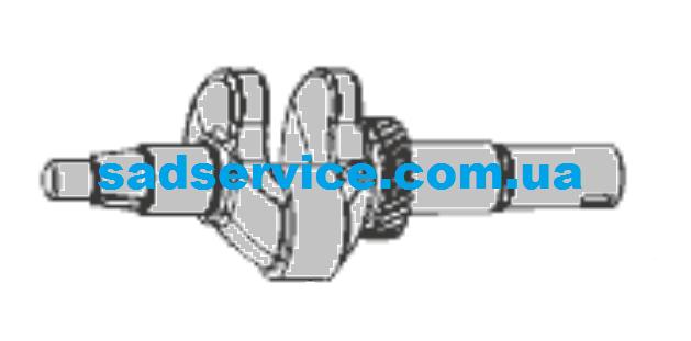 Коленвал для двигателя AL-KO PRO 125