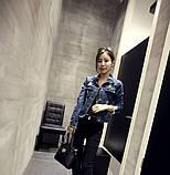 Джинсовая рваная курточка, фото 6