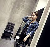 Джинсовая рваная курточка, фото 8
