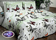 Набор постельного белья №с158  Полуторный, фото 1