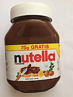 Nutella шоколадно ореховая паста из Германии
