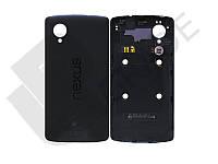 Корпус LG D820 Nexus 5, черный, оригинал (Китай)