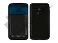 Корпус LG E510 Optimus Hub, черный, оригинал (Китай)