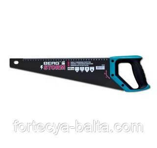 """Пила, ножівка з тефлоновим покриттям """"Storm"""" Berg 41-113 400 мм"""