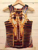 Майка Iswag 3D с фараоном