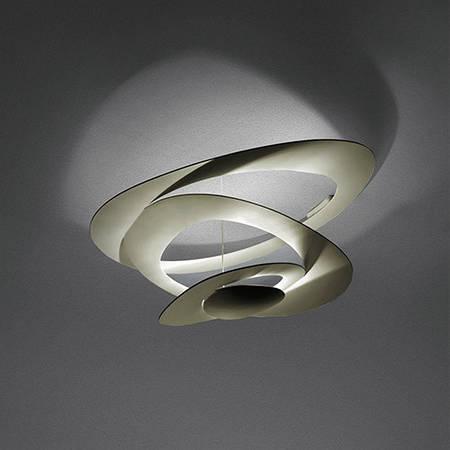 Artemide Pirce Mini Ceiling LED - White 1255110A / Gold 1255120A / Black 1255130A