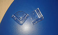Силиконовые мягкие накладки на углы защита на край стола