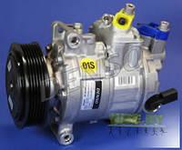 "Компрессор кондиционера ""DENSO""/ OCTAVIA 1.4-2.0/SUPERB 1.4, 1.8 TSI/VW CADDY III/GOLF V/PASSAT/AUDI A3/"